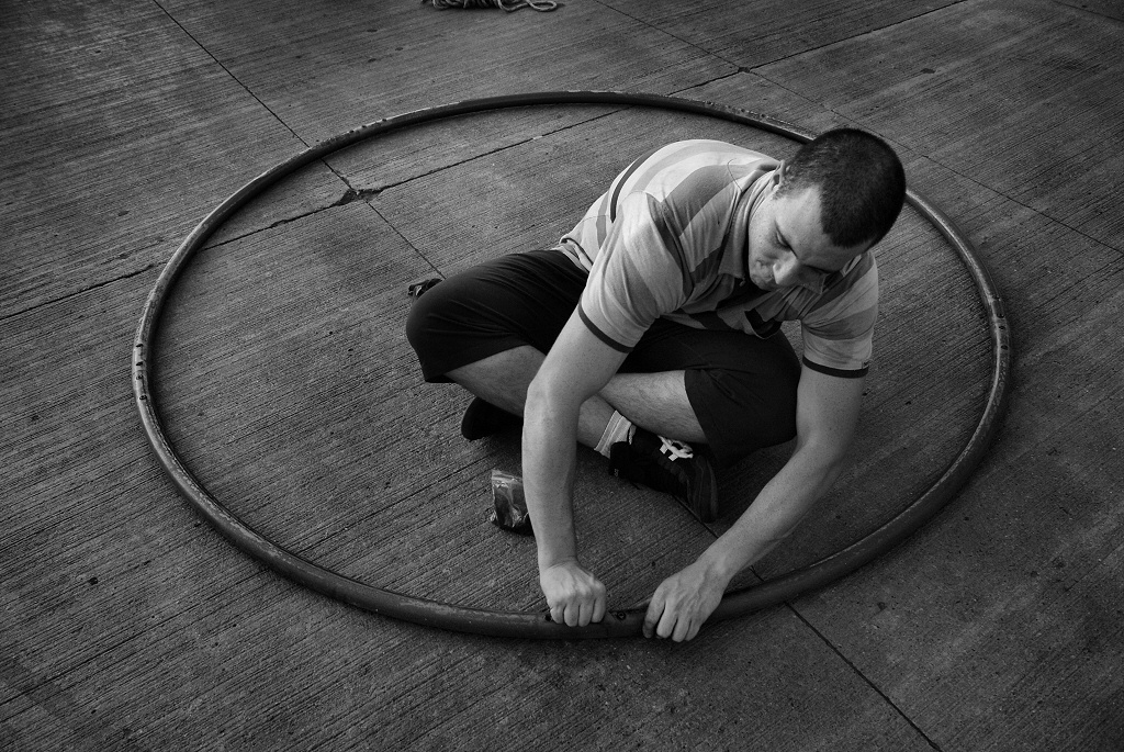 The Circle Game by BenoitAubry