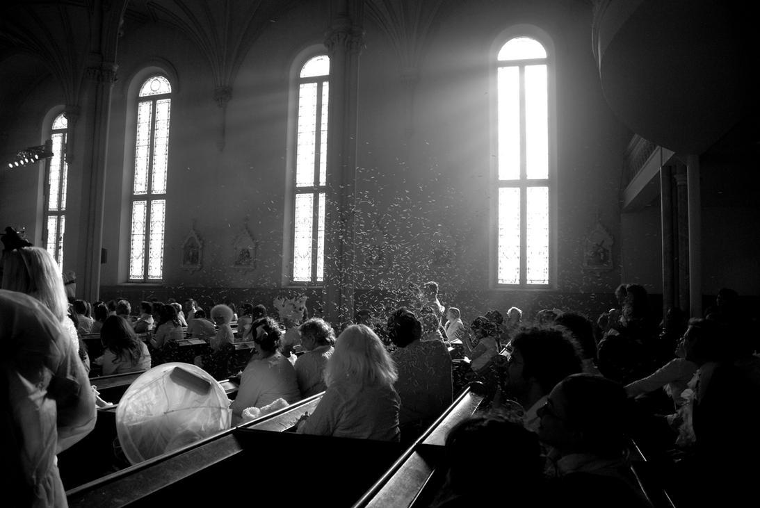 White Wedding No.3 by BenoitAubry