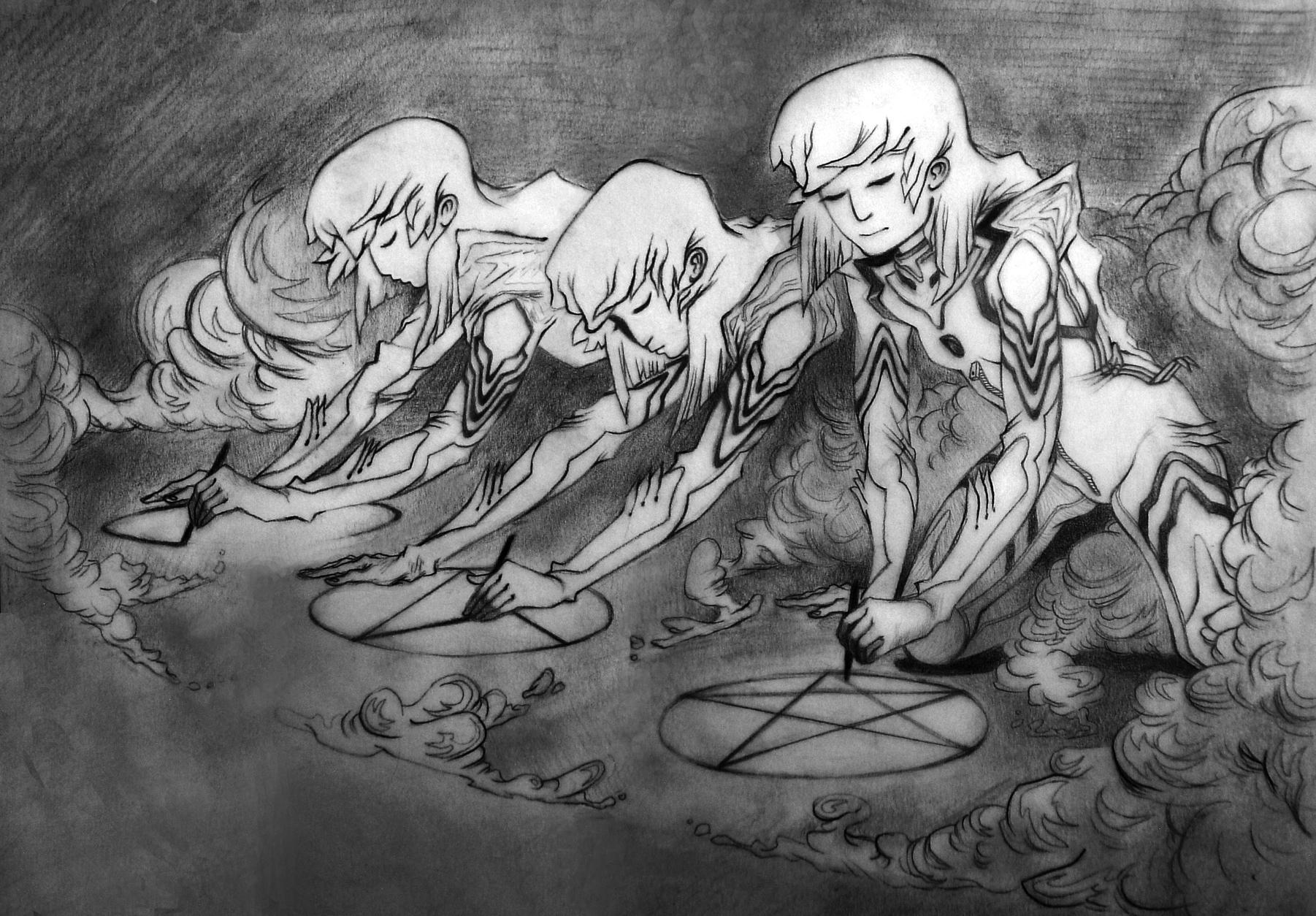 Conjure by radioactivepoo