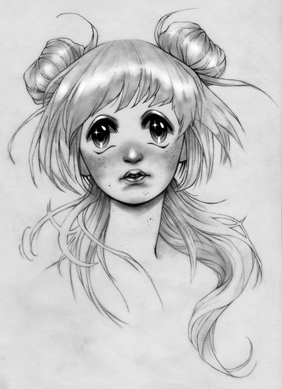 Tumblr Girl Drawing Sad | www.imgkid.com - The Image Kid ...