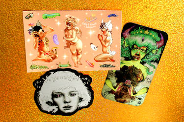 Sticker packs for sale!