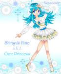 `Precure` Shirayuki Hime