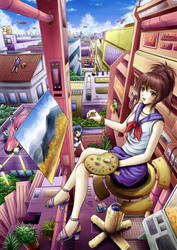Paint my world by ilolamai