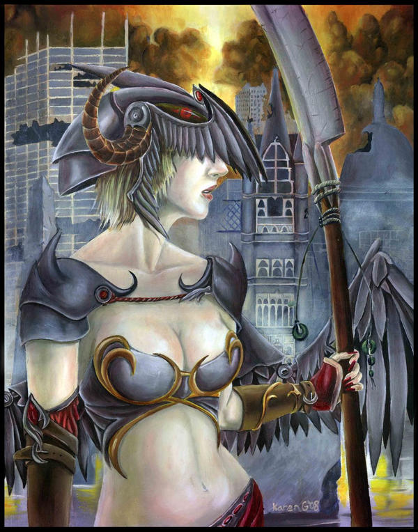 Seraphim_color by GreenGosselin