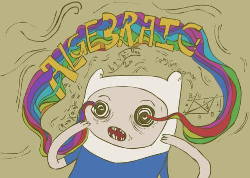 Adventure Time, Algebraic by linkand666