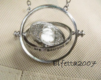Time Turner Silver by Elfetta2007