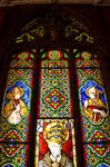 Marble House: Stained Glass
