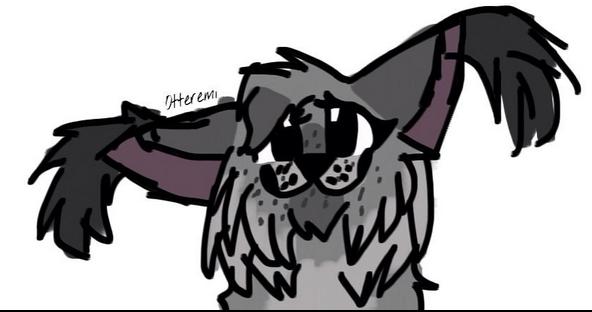 chibi demon oc by otteremi