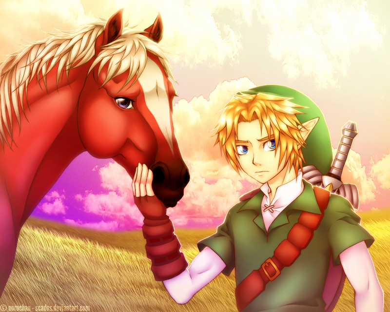 Ocarina of Time by SCaDOS