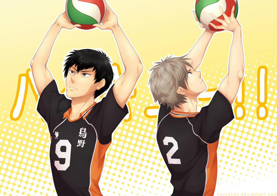 The Setters by norochan
