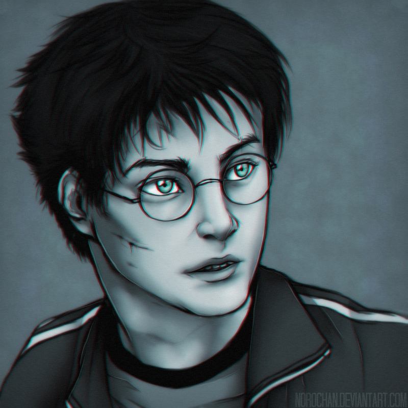 Potter by norochan