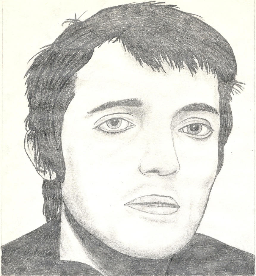 Colin Greenwood Colin Greenwood by
