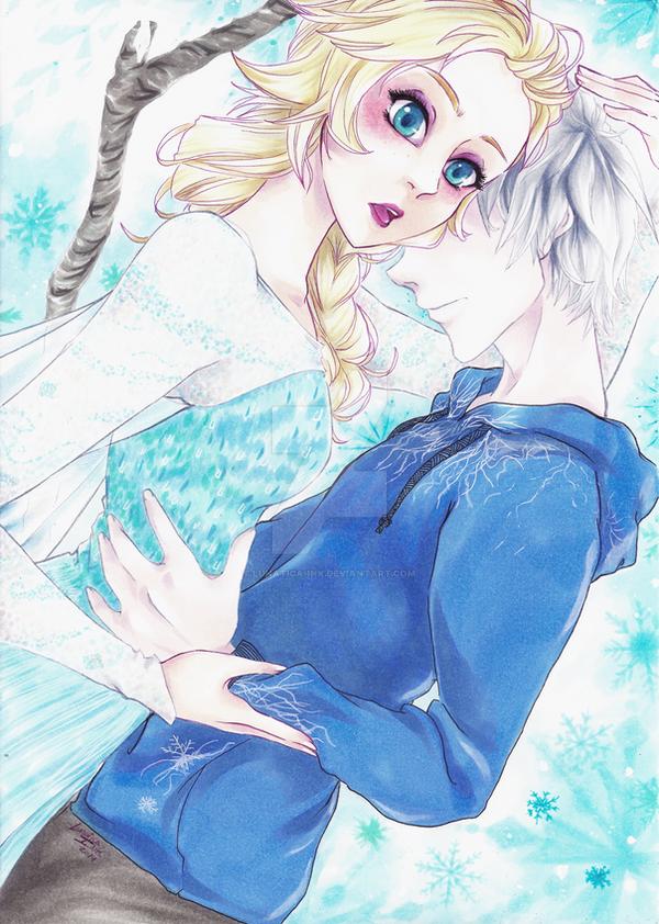 Beware the frozen heart by Lunatica-Ink