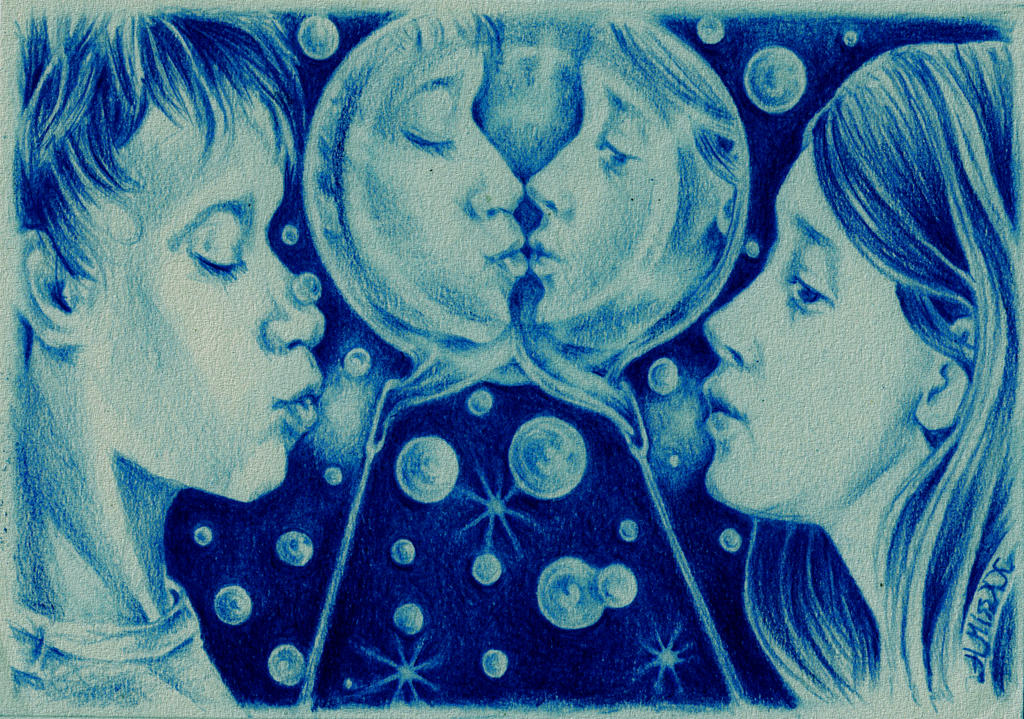 Bubble a Forever Promise by HMissXX