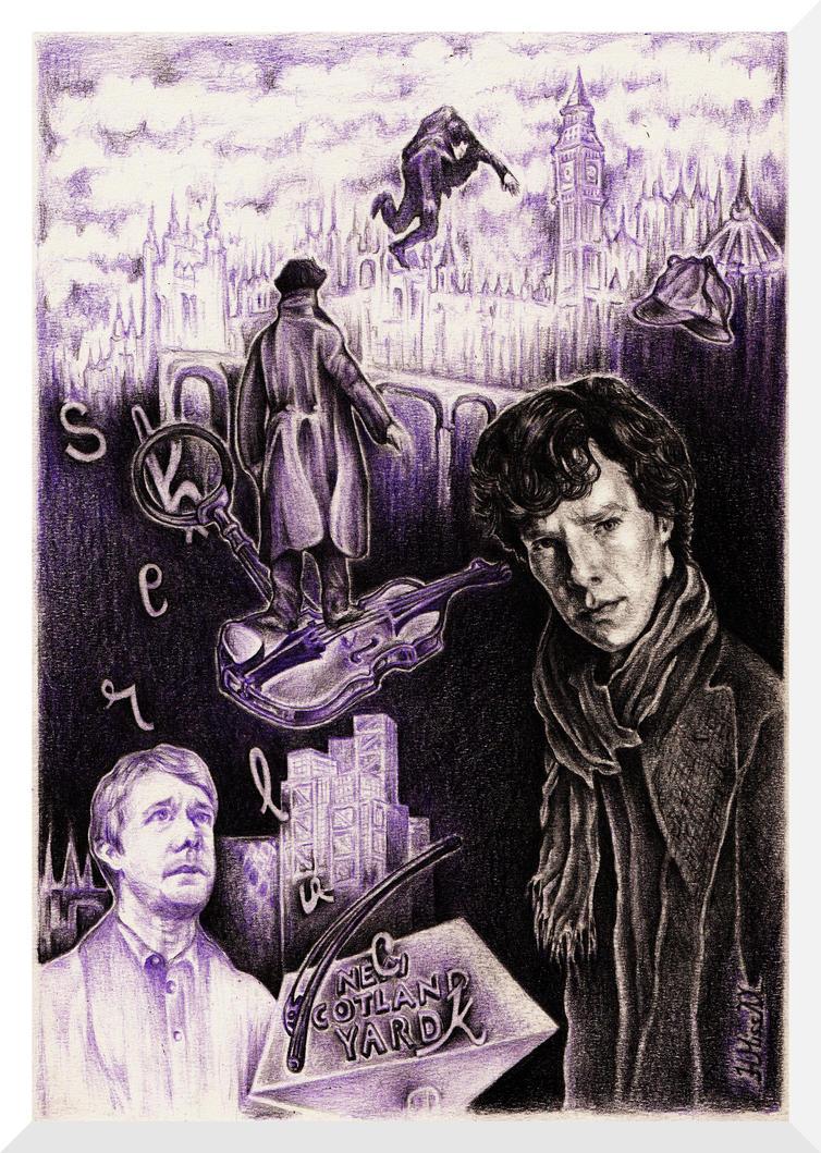 Oh, Sherlock by HMissXX