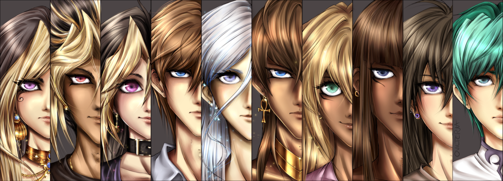The fated ones by Owlteria