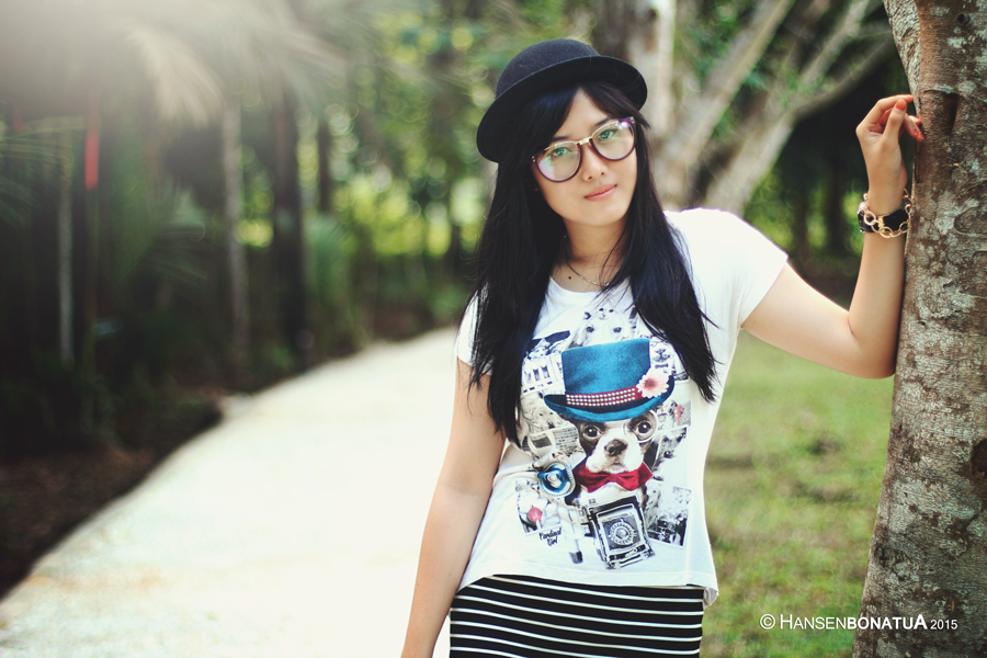 white girl by bonatua
