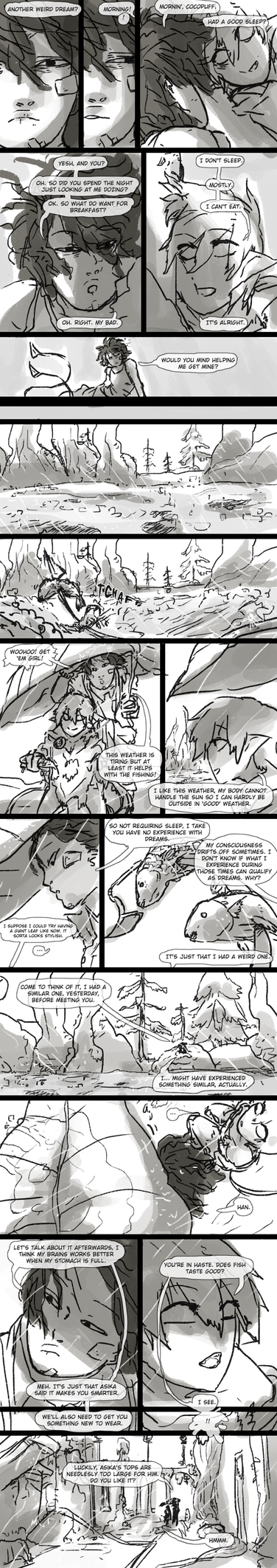 Afo - Page 13-16 by honeyOdew