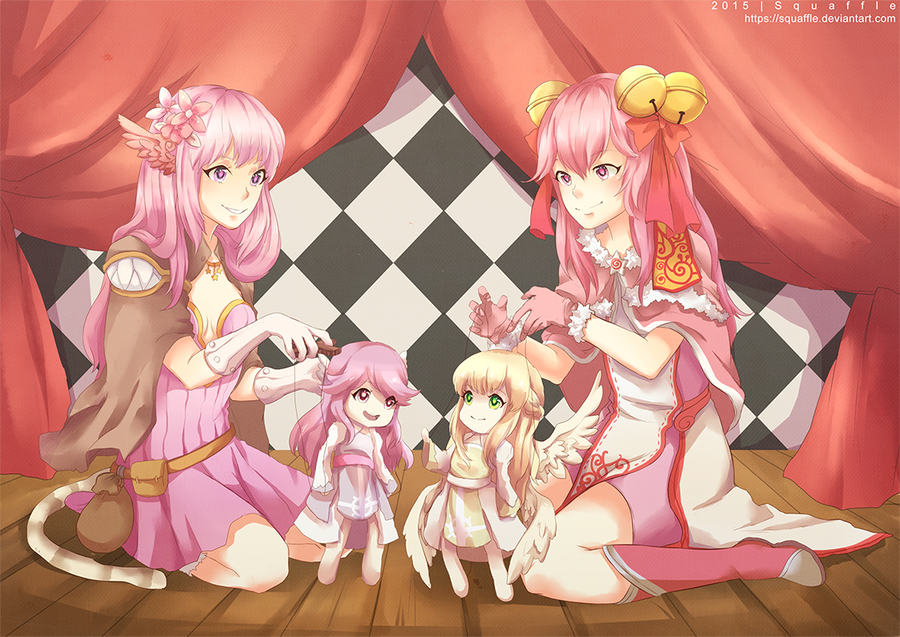 CM - Puppet play