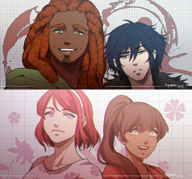 The Gang (TheLetterVN)