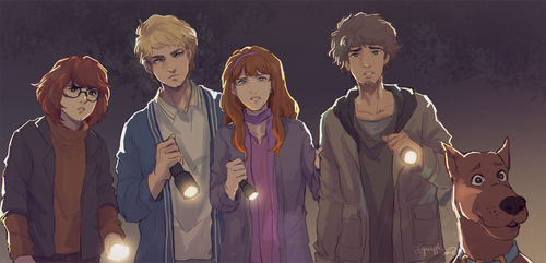 Scooby gang (Full)