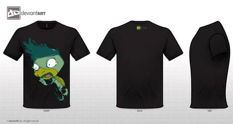 Kappa t-shirt by W-uu