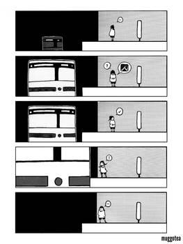 'Kono Aida' - Missing the Train [2 of 6]