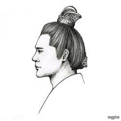 Prince Jing - Sketch 02