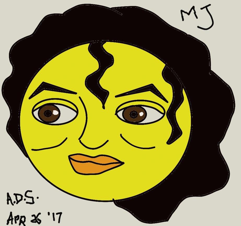 Michael Jackson Emoji Style by adrian154