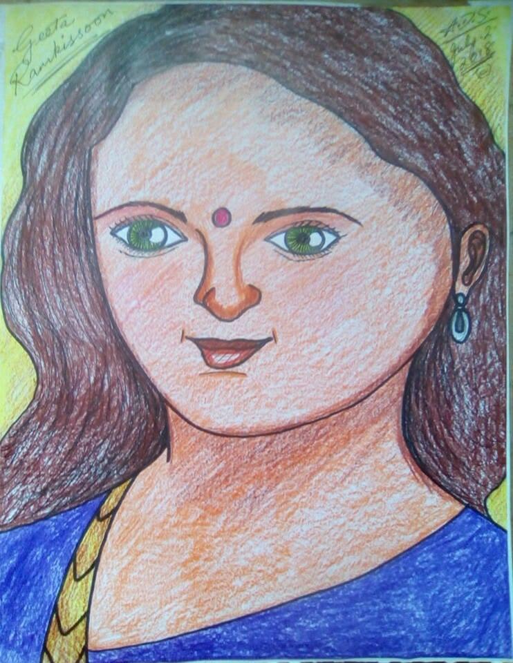 Geeta Ramkissoon by adrian154