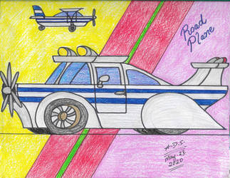Road Plane by adrian154