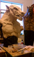 Werewolf 1.1 (New Sculpture)