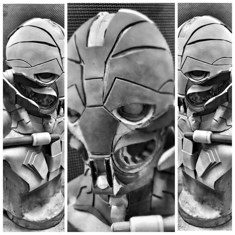 Ultron Bust by EscapeDesignFX