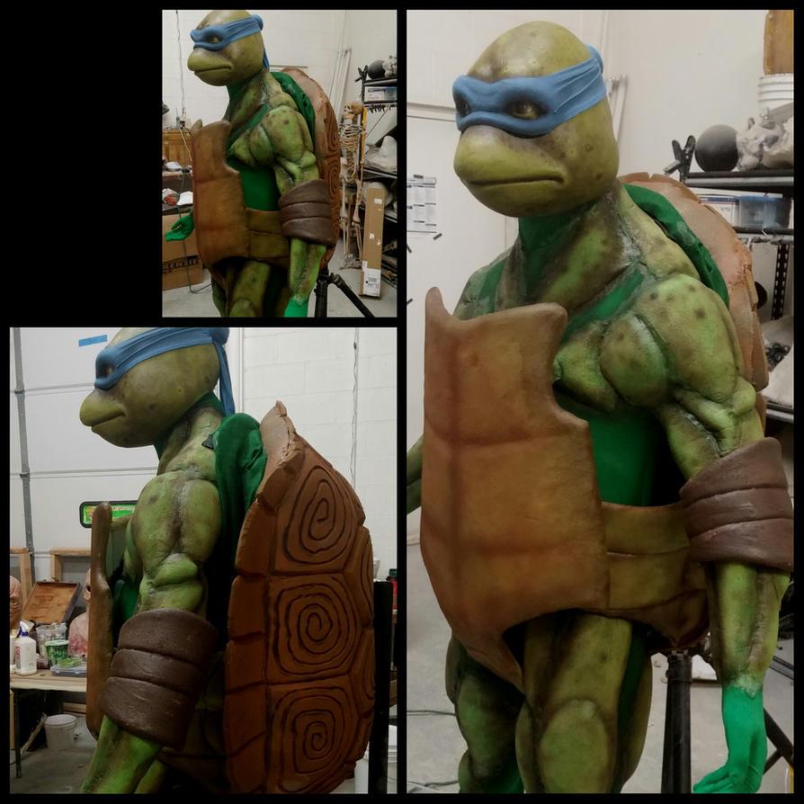 Ninja Turtle Cosplay Costume Diy Teenage Mutant Ninja Stormtrooper