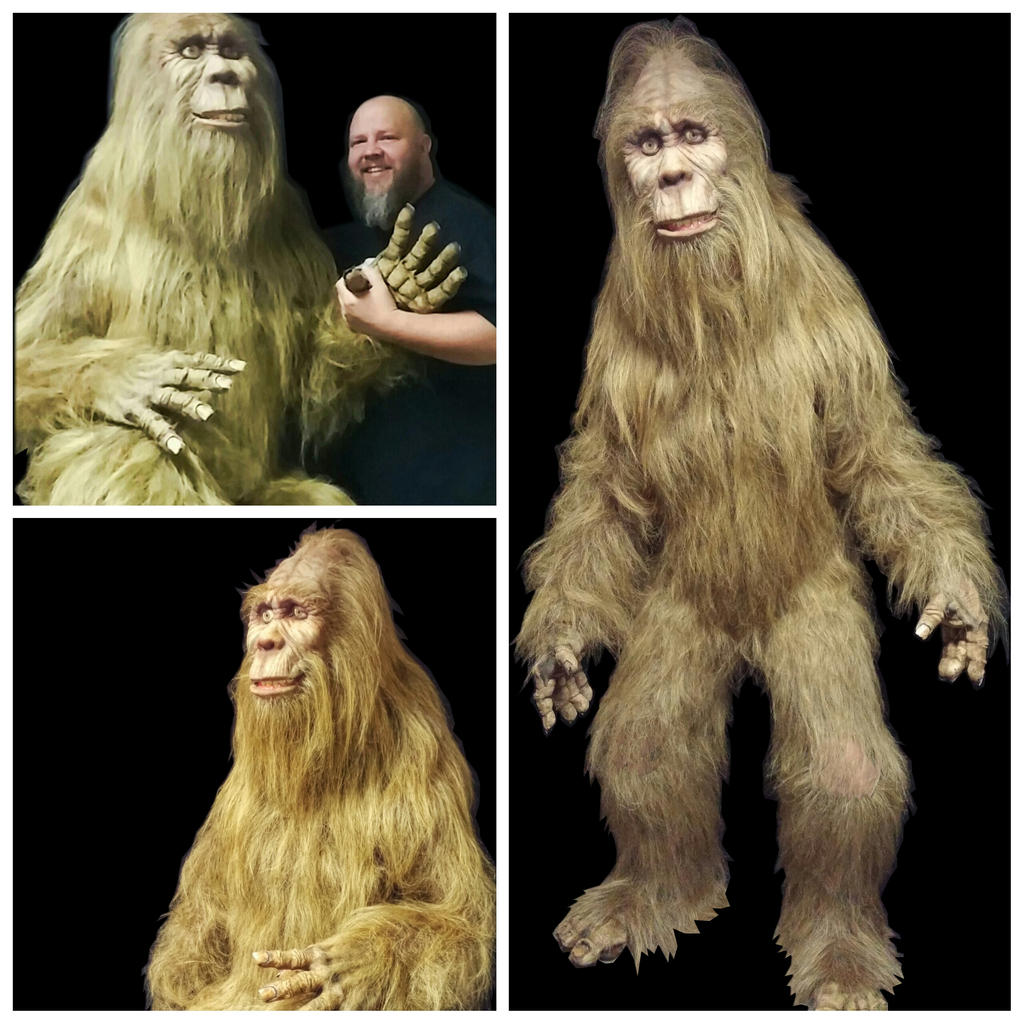 Bigfoot 2016: Wild Adventure Theme Park