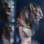 Lycan Torso Mask by Russ Adams