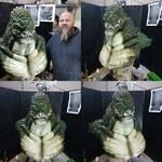 Killer Croc Torso Mask
