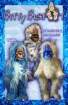 Bitty Bigfoot Yeti and Abominable