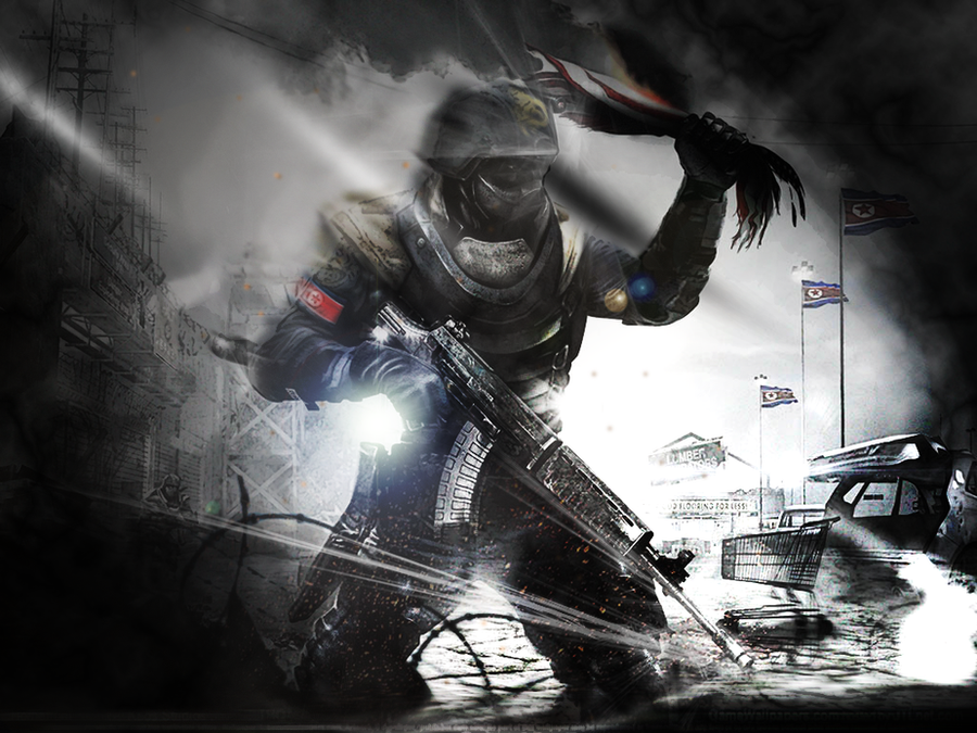 Homefront wallpaper by karriu on deviantart for Homefront wallpaper