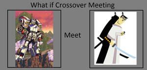 If Drift meets Samurai Jack