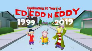 20 Years of Ed, Edd n Eddy by Primon4723