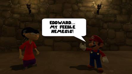 Edd vs Mario 3