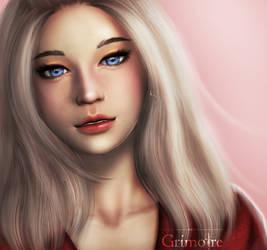 Ms. Archadia by voidgrimoire