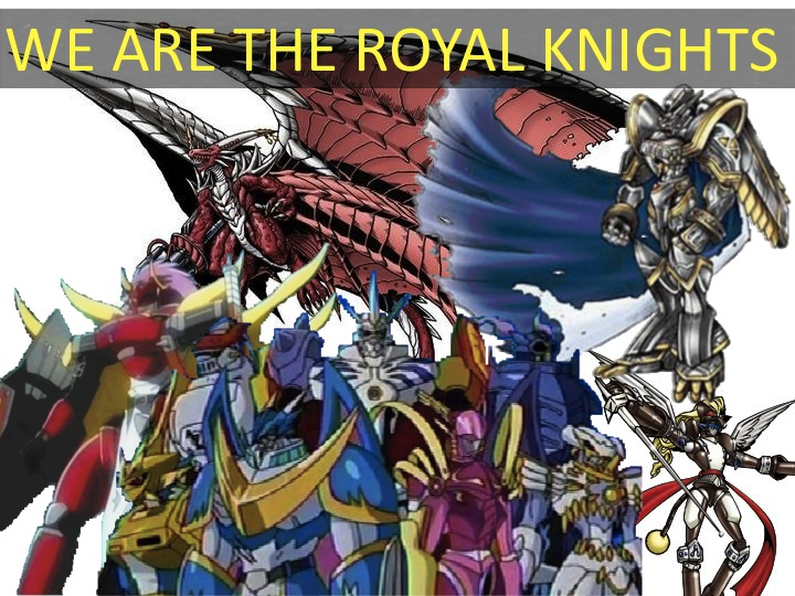 Royal Knights ID and Wallpaper by Omnimon1996