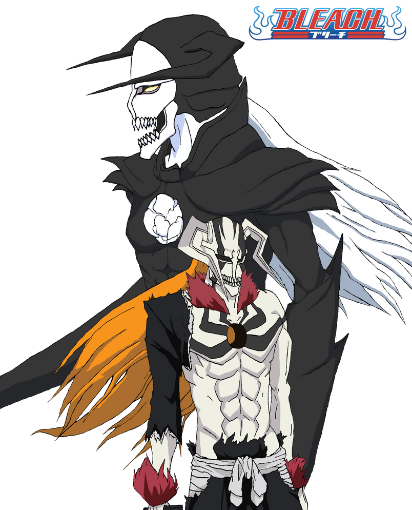 Bleach: Hollows (Father and Son) ~Colored~