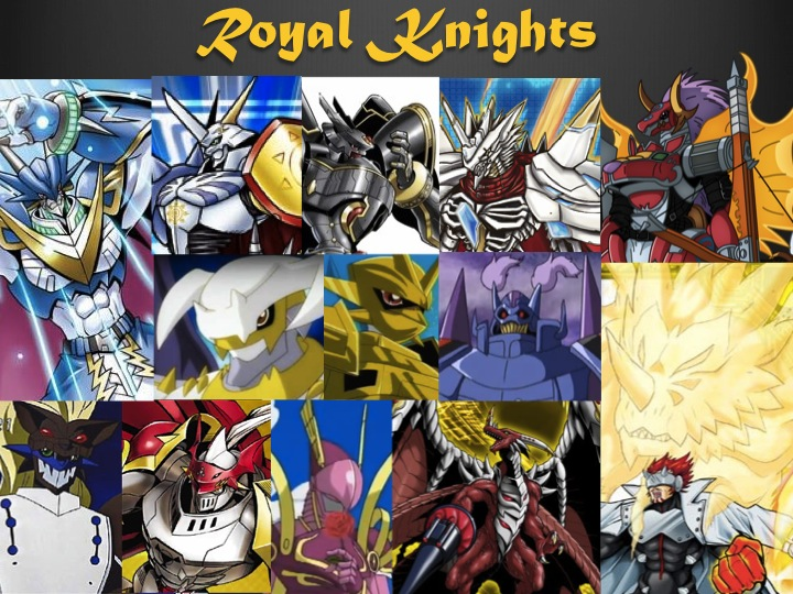 Royal Knights Wallpaper 2 By Omnimon1996 On Deviantart We get to see only three of the royal neither alphamon, jesmon nor omegamon are specifically referred to as royal knights. royal knights wallpaper 2 by