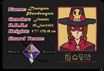 Daeyna Pendragon ID