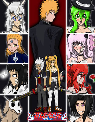 Bleach OC: The Two Worlds by Omnimon1996