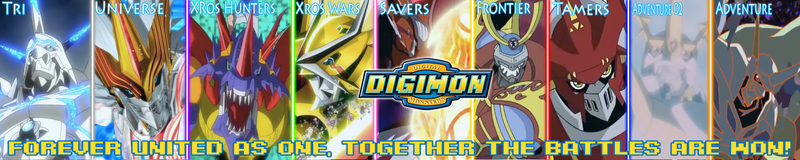 DIGIMON ARE THE CHAMPIONS #2 by Omnimon1996