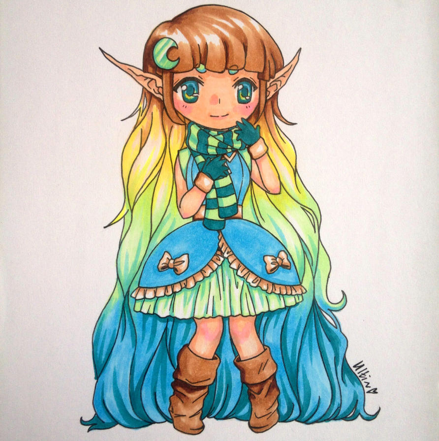 Recolor Avi Copic by ultimecia